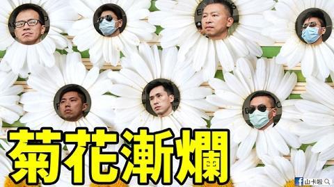 《菊花漸爛》—熱烈祝賀暗角七警入冊〈原曲:櫻花樹下〉 山卡啦x柒菇碌叔叔