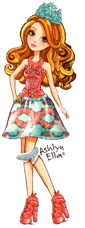 Ashlynn Ella/cartoon | Ever After High Wiki | FANDOM powered by Wikia