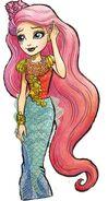 Book Art - Meshell Mermaid III