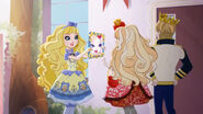 The World of Ever After High - Blondie interviews