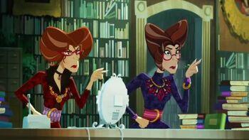 True Hearts Day Part 1 - vigilant evil step-librarians