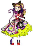 Profile art - Way Too Wonderland Kitty Cheshire