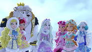 Epic winter - blondie, rosabella, daring, crystal, ashlynn, briar and faybelle