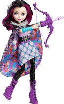 Doll stockphotography - Magic Arrow Raven