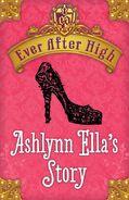 Book - Ashlynn Ella's Story cover