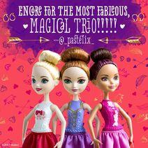Facebook - Magical Ballet Trio