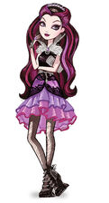 Profile art - Raven Queen