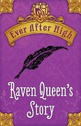 Book - Raven Queen's Story cover