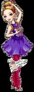 Profile art - Ballet Holly O'Hair