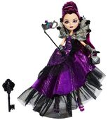 Doll stockphotography - Thronecoming Raven I