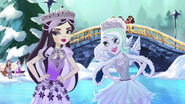 Fairest On Ice - Duchess and Faybelle