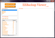 EEBackupViewer Preview