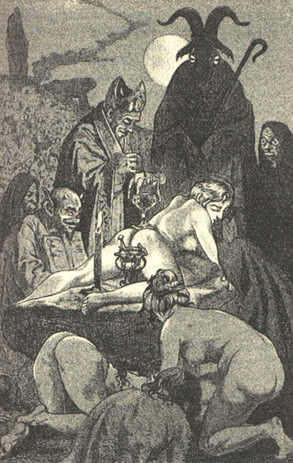 ritual sexual abuse