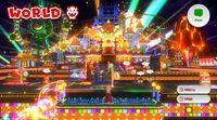 Bowser World Amusement Park