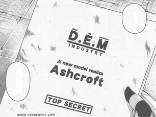 Ashcroft Beta Series