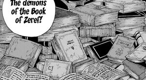 The Books of Zeref