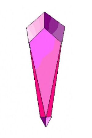The Super Big Power Crystal