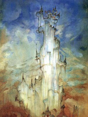 Kefka Palazzo's Tower