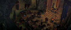 The Horned King's Court