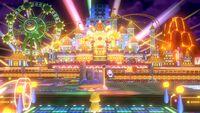 Bowser World Theme Park