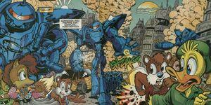 The Second Robotnik War