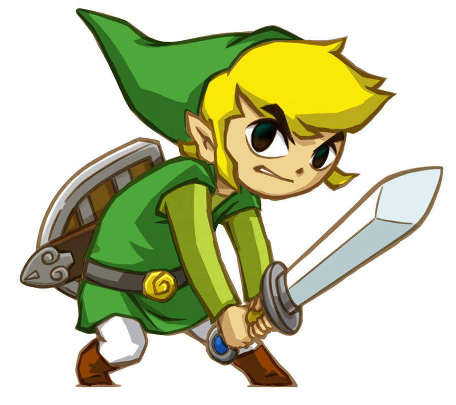 Full resolution   Toon Link Wind Waker