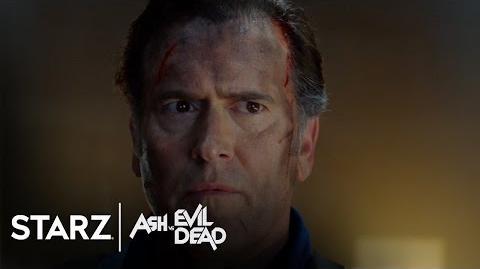 Ash vs Evil Dead Season 2 Trailer STARZ