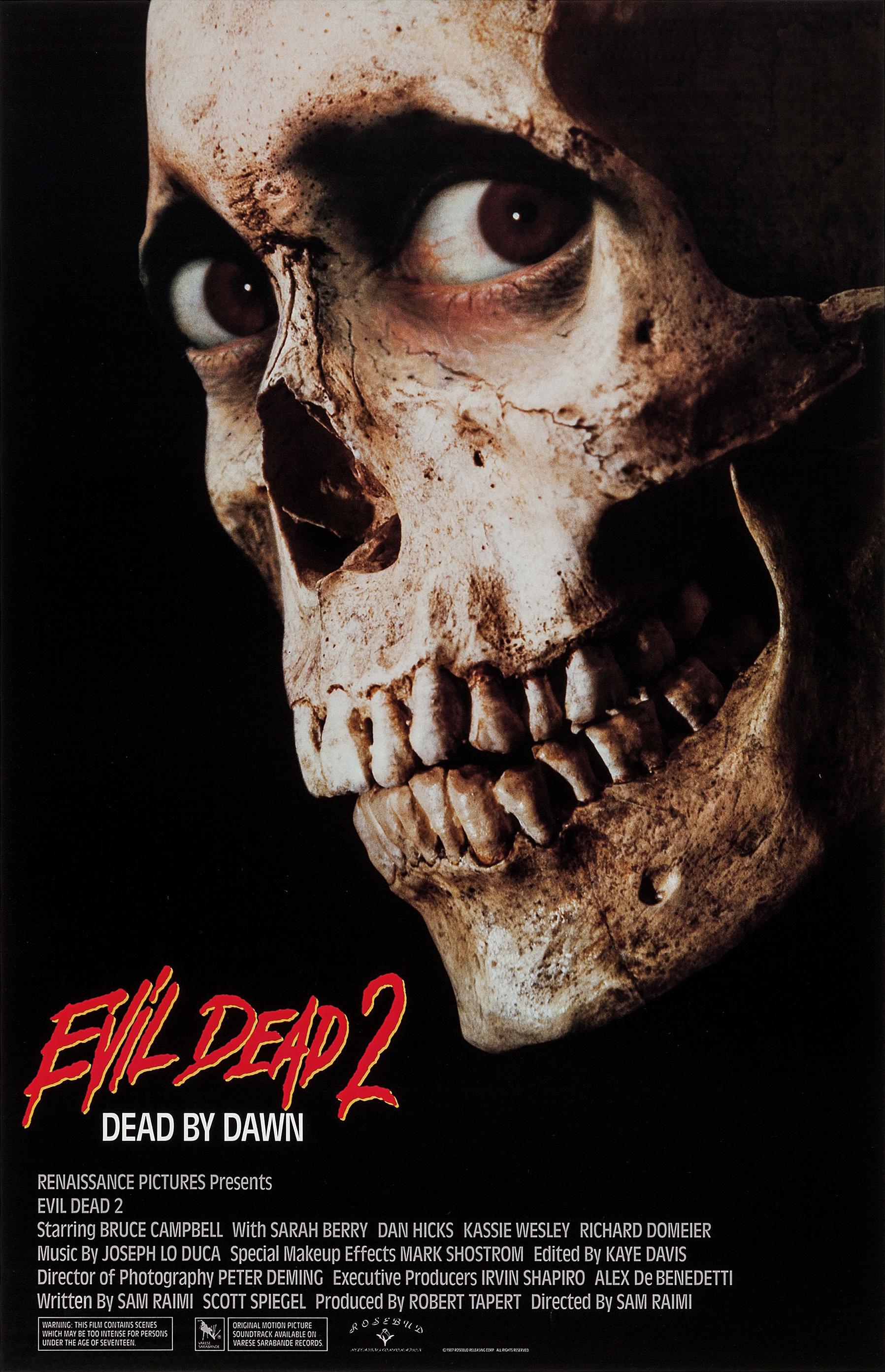 Evil Dead II | Evil Dead Wiki | Fandom powered by Wikia  Evil Dead II | ...