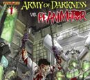 Army of Darkness vs. Re-Animator
