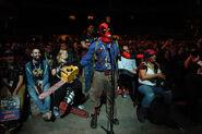 New York Comic Con 2015 - Ash vs Evil Dead event 014