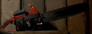 Chainsaw screen