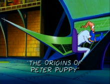The Origins of Peter Puppy