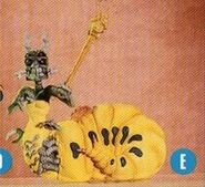 Playmates Earthworm Jim Queen