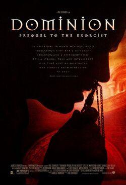 Dominion prequel to the exorcist