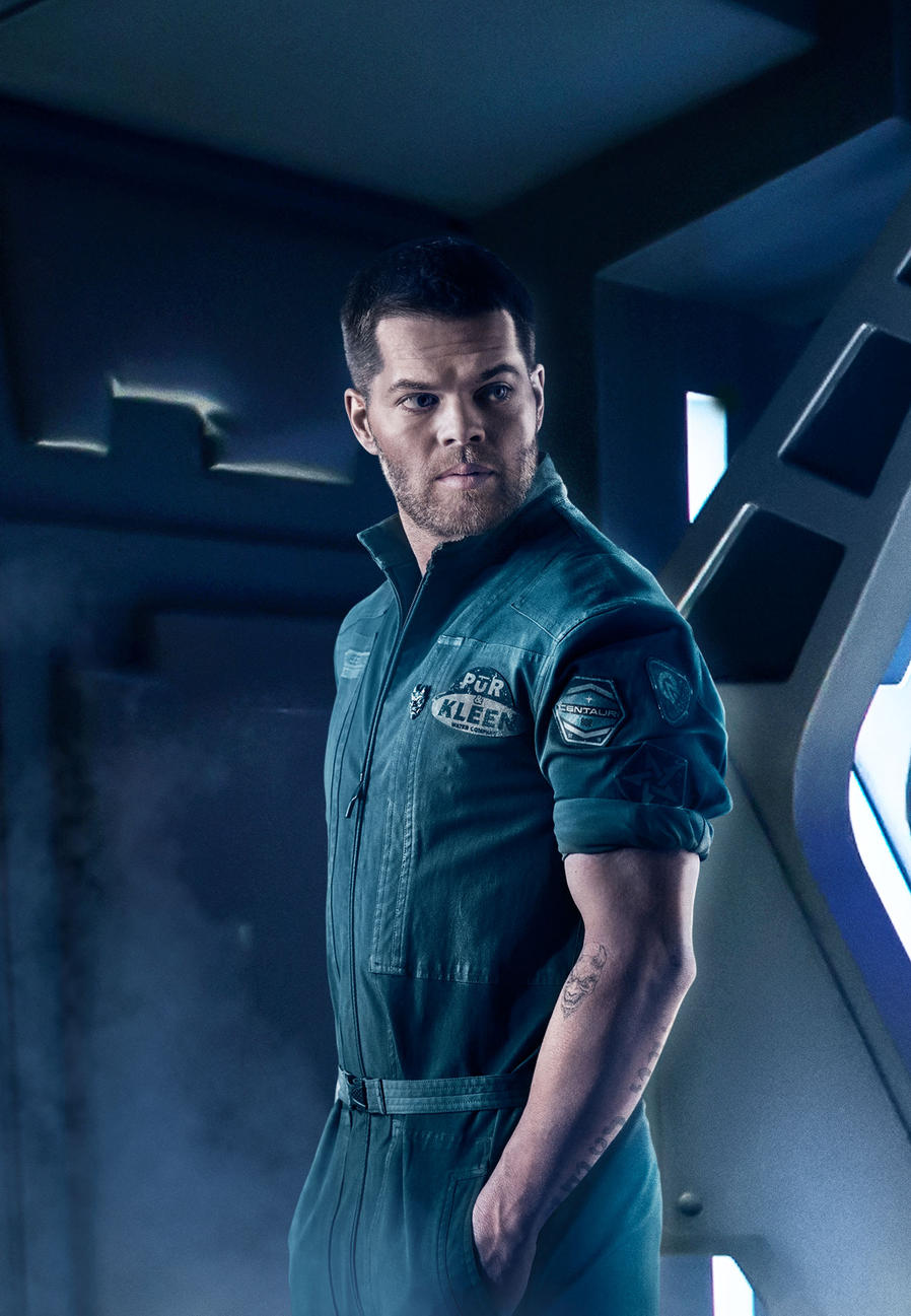 The Expanse Amos