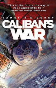 Caliban's War (first edition)