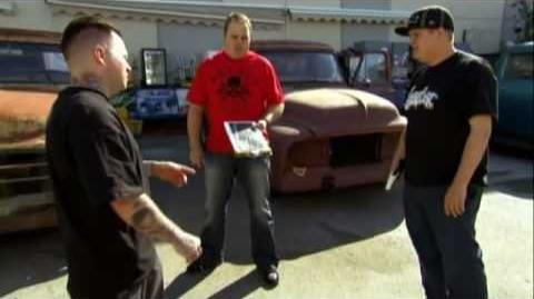 West Coast Customs - Stallone's '55 Ford - Part 1