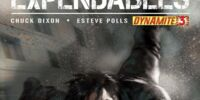 The Expendables Issue 3