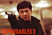 The EXPENDABLES-3 JACKIE-CHAN