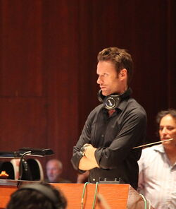 Brian Tyler Conducts 2011 I