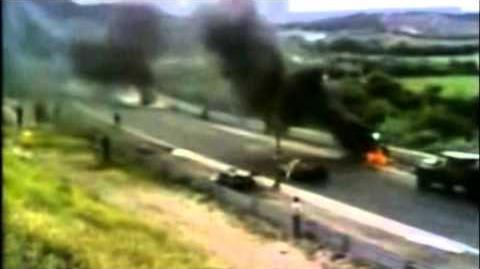 Roger Williamson Fatal Crash with Live Commentary (1973 Dutch Grand Prix)-1