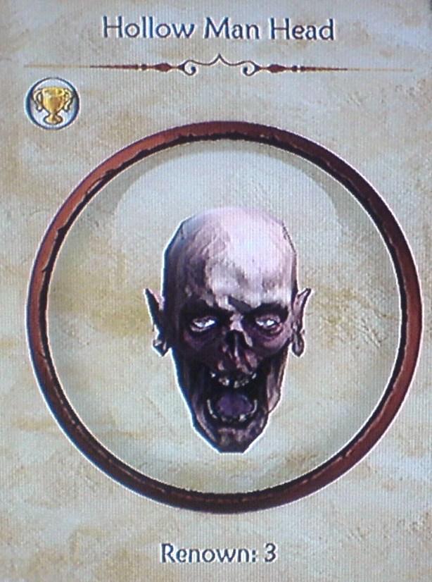Hollow Man 3 Hollow Man Head