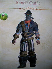 Bandit-Outfit