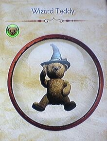 Wizard Teddy
