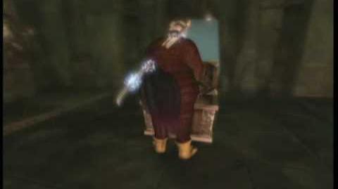 Fable II Gargoyle treasure