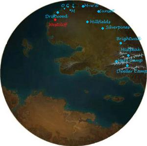 Eno Fable III Map