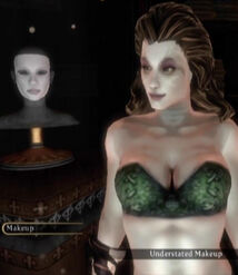 Fable 3 Understated Makeup