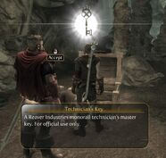 Fable 3 - Technician's Key