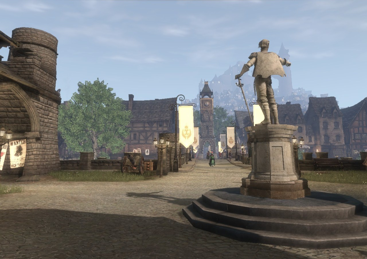 Fable 3 Bowerstone Castle: Fable 3 Millfields And Reavors Manor +