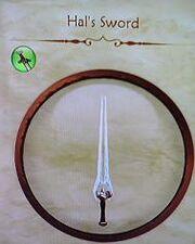 Hal's sword